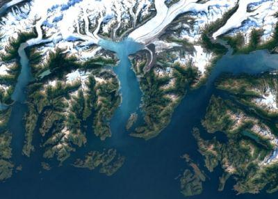 Google Earth y la vista satélite de Google Maps, ahora más espectaculares que nunca