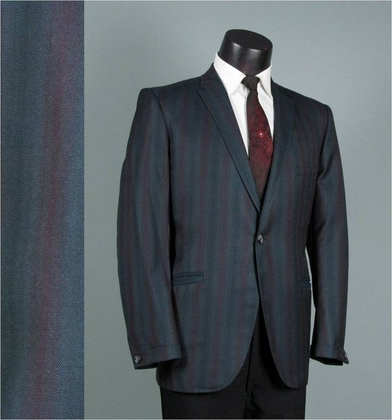 Men s vintage coat