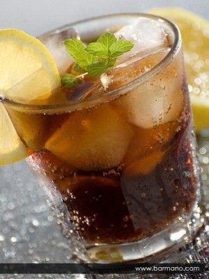 Cuba Libre Cocktail | Food & Beverages | Pinterest | Cuba, Cocktails ...