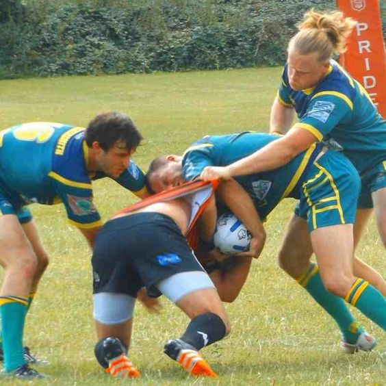 Hammersmith Hill Hoists 80 London Skolars 0 (July 23rd 2016 ) - Club photos…
