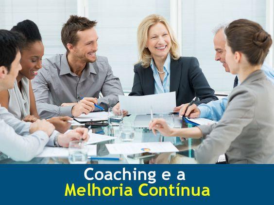 Foco e Resultado: Coaching e a Melhoria Contínua