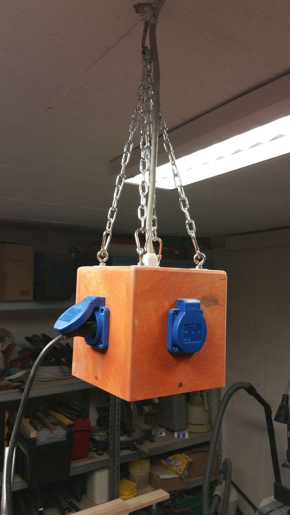 power cube f r die werkstatt bauanleitung zum selber bauen. Black Bedroom Furniture Sets. Home Design Ideas