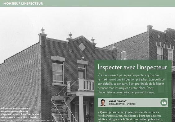 C'est en suivant pas à pas l'inspecteur qu'on tire lemaximum d'un inspection. alainetstella.com, alainstella.com, alainstjean.com, equipealainstjean.com