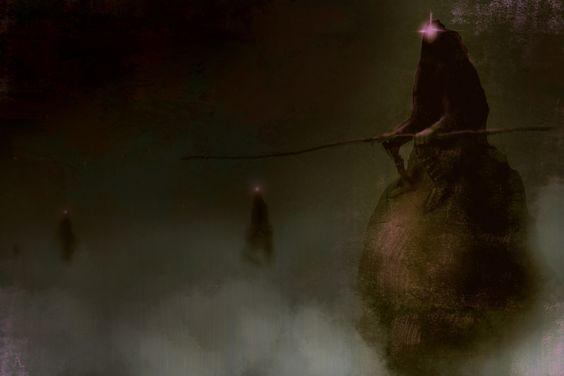 Watchers in the Night - Jeffrey Alan Love