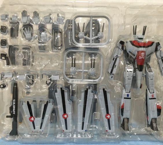 "HI-METAL R - VF-1S Strike Valkyrie (Hikaru Ichijyou Model) ""Macross: Do You Remember Love?"""