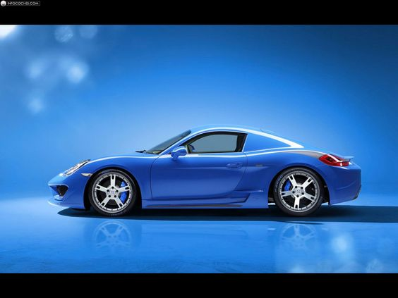 Fotos del StudioTorino Porsche Cayman Moncenisio - 9 / 26
