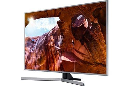 Tv Led Samsung Ue65ru7475 65ru7475 En 2020 Television Connectee Samsung Et Led