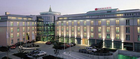 4-Sterne RAMADA Hotel Magdeburg