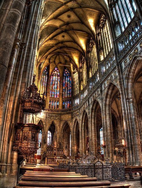 Catedrala Sf Vitus din Praga