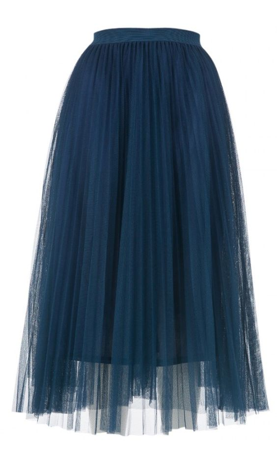 Bettula Net Midi Skirt. Oh my! So pretty! | Clothing | Pinterest ...