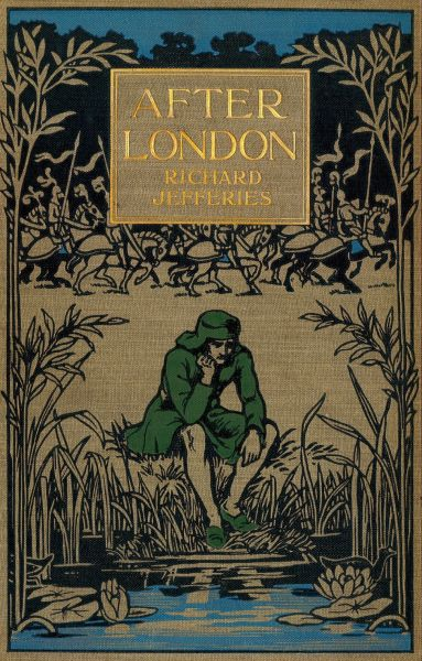 After London - Richard Jeffries  After a sudden and unspecified catastrophe has depopulated England, the countryside reverts to nature and the few survivors return to a quasi-medieval way of life.  Reviewed here: http://petemarchetto.com/review-richard-jefferies-after-london-or-wild-england/