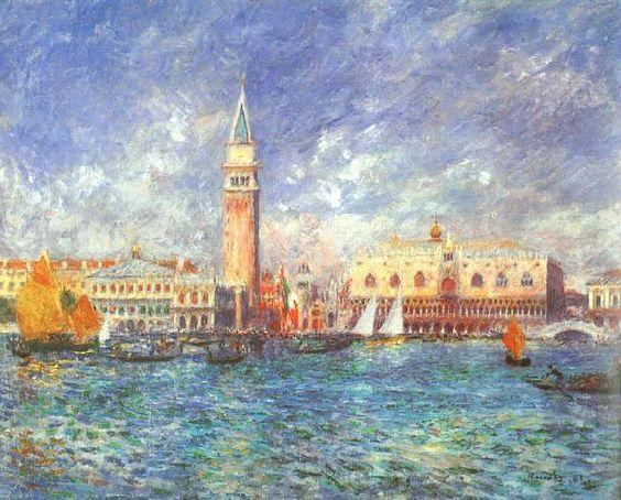 Pierre-Auguste Renoir Impressionist Paintings | ... renoir french impressionist painter 1841 1919 pierre auguste renoir