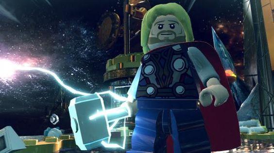 Imagen del juego LEGO Marvel Super Heroes
