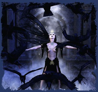 3 Fases da Lua: As Deusas Negras – A Face obscura da Mãe