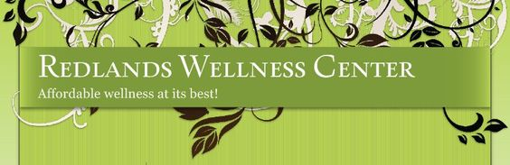Redlands Wellness Center - Affordable wellness at its best!   They offer Jade Mattress, Bio-feedback, Nutritional Counseling, Massage & More...