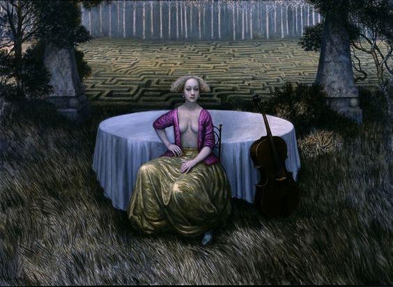 Mike Worrall 1942 ~ Surrealist painter | Tutt'Art@ | Pittura * Scultura * Poesia * Musica |