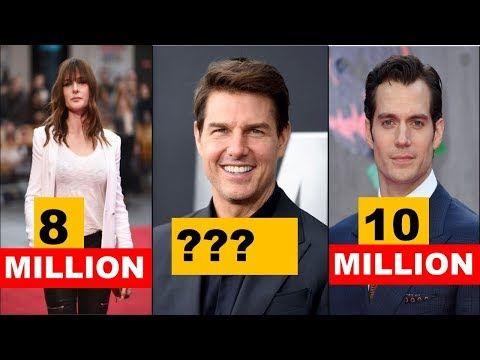Mission Impossible Fallout Actors Salary And Who Is Playing Who In Mission Impossible Fallout Movie Fallout Movie Mission Impossible Fallout Mission Impossible