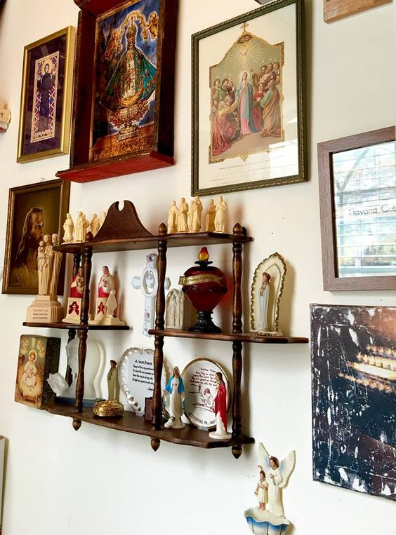 Pinterest the world s catalog of ideas for Catholic decorations home