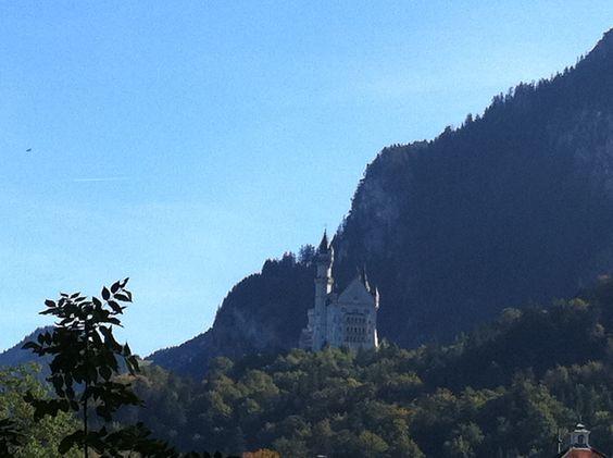 Schloss Neuschwanenstein, Deutschland