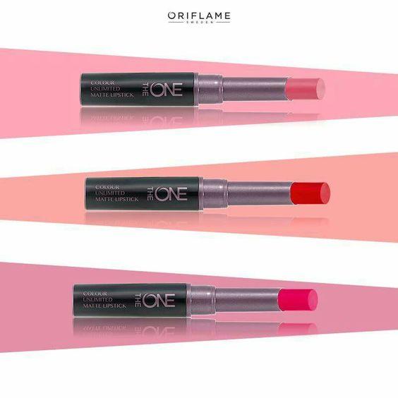 Hasta el día 13 de Julio 2016 , tenéis las barras de labios COLOUR UNLIMITED THE ONE ORIFLAME de larga duración a  2×1. ¡ 2 unidades IGUALES por sólo 13 euros! Consulta los tonos disponibles para esta oferta en la página 40 del catálogo 9.  #Oriflame #maquillaje #pintalabios #labial #color #theone #makeup #lip #largaduracion #hidratacion #oderta #promocion #barato #cosmetica #2×1 #lipsoft #estrelladiamante
