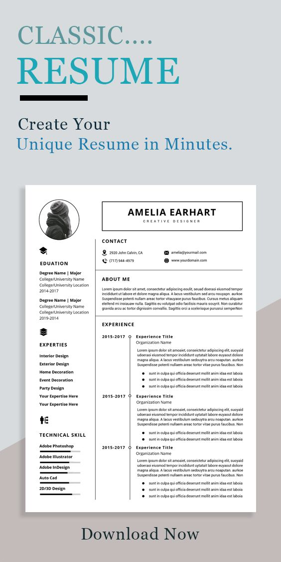 Resume Template Instant Download Professional Resume Template Resume Template Word Modern Resume Template Resume Writing Cv Template Resume Template Professional Microsoft Word Resume Template Resume Template Word