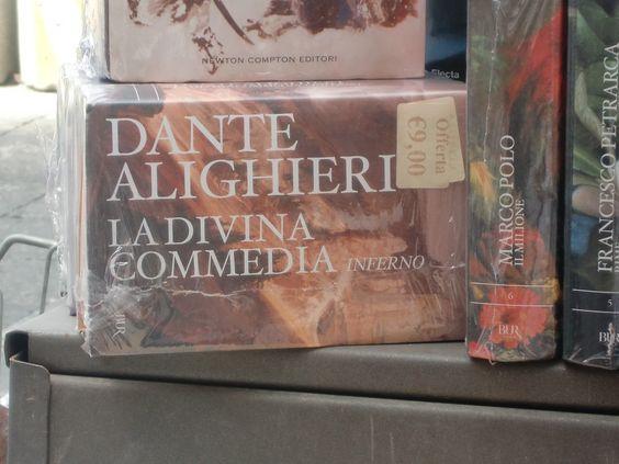 Empapándome de inspiración en Italia antes de empezar la traducción / Soaking in inspiration en Italy before the big translation challenge.