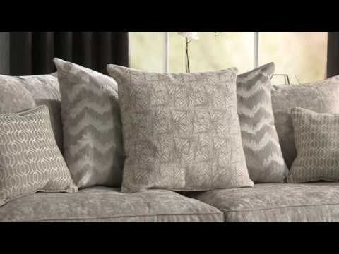The Rihanna 3 Seater Standard Back Fabric Sofa Is Manuactured In The Uk Exclusively For Scs With Fibre Filled Seat Sofa Bed Design Sofa Decor Buy Sofa Online