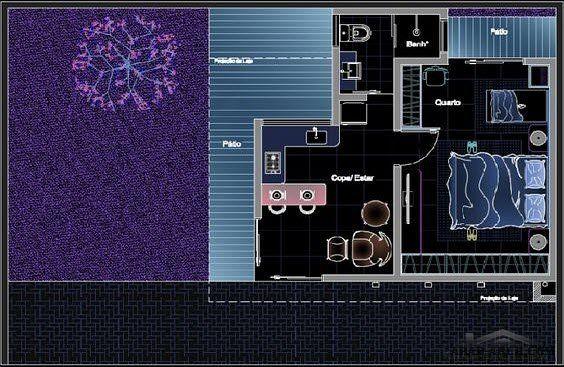 تصميم شاليه غرفة واحدة استوديو صغير المساحة Design Villa Desktop Screenshot