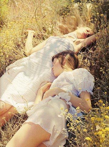 abito, bianco, cotone, natura, nostalgia, stile lolita