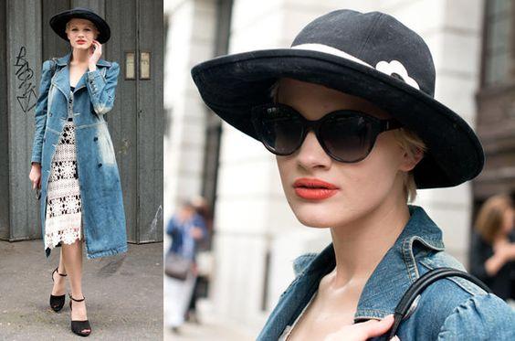 Street style: i ricami sugli abiti / Street style / moda / Home page - Cosmopolitan