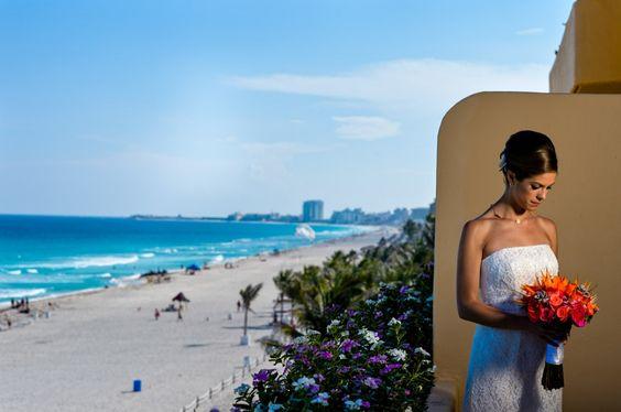 Fiesta Americana Condesa Cancun Destination Weddings Pinterest Mexico Destinations And