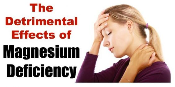 Magnesium Deficiency Can Cause Insomnia, Anxiety, Seizures And More - Health, Fitness, L...