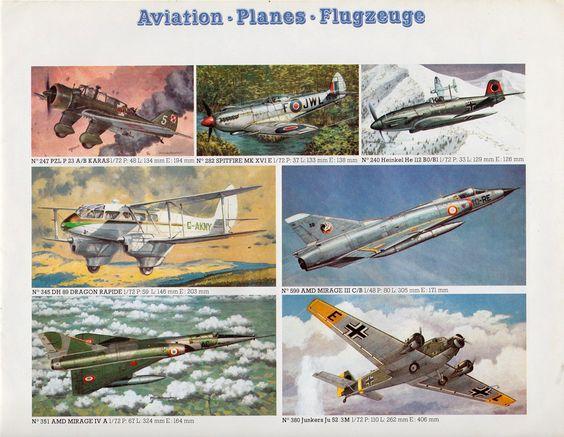 Catalogue Heller 1979  http://maquettes-avions.hautetfort.com/archive/2011/03/07/catalogues-anciens.html