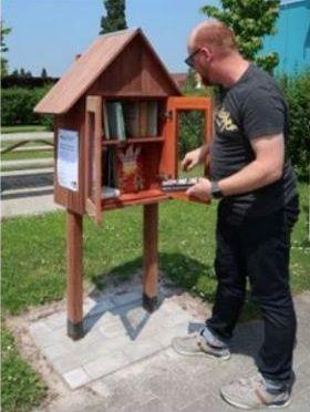 Boekenruilkast Wingene