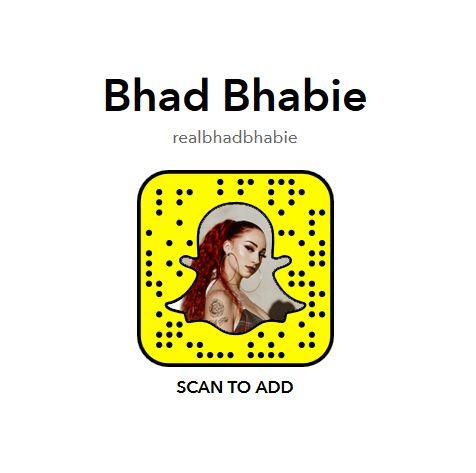 Danielle Bregoli Snapchat