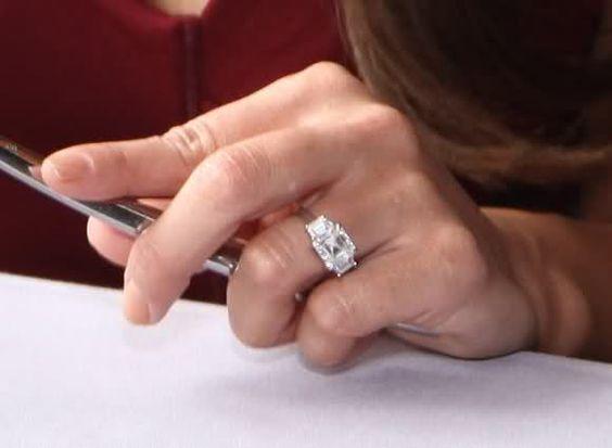vanessa minnillo celebrity engagement rings pinterest