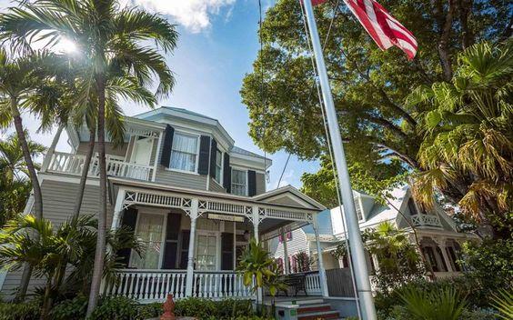 Entzückende Häuser in Florida © Nisa Maier