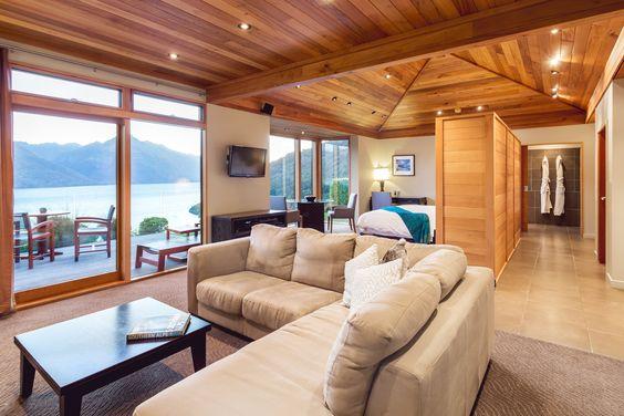 Villas trump hotel rooms every time. #AzurLodge #UniqueSleeps #LuxuryLodge #Lodge #Queenstown