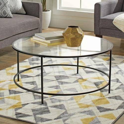 Brass Coffee Table Coffee Table Stylish Coffee Table Glass Coffee Table
