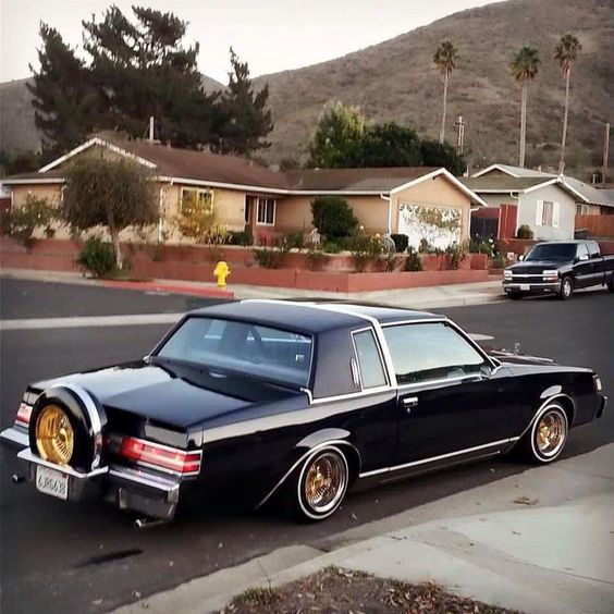 Buick Regal Lowrider For Sale