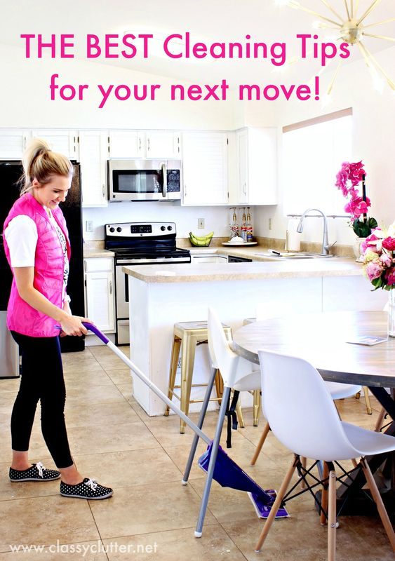 I'm obsessed with the Swiffer Wet Jet! Click for cleaning tips!