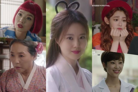"""Mama Fairy And The Woodcutter"" Stands Out With Its Powerful Female Cast"