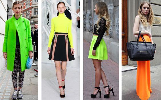 Neon no moda