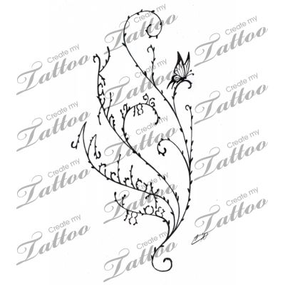 names vines name tattoo designs tattoo designs names design tattoos