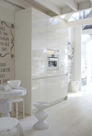 Keuken :: #Libelle :: Mix mat en glans - vtwonen - keuken ...