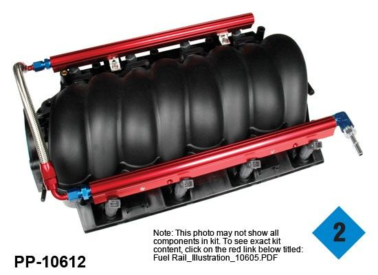 Fuel Rails for LS1-1999-04- Complete Kit $161 Firm - 100518147 | Custom Fuel Rail Classifieds | Fuel Rail Sales