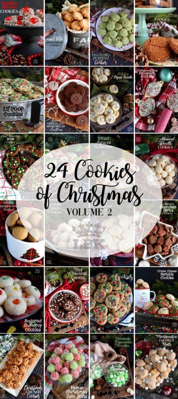 Lord Byron's 24 Cookies of Christmas - Volume 2