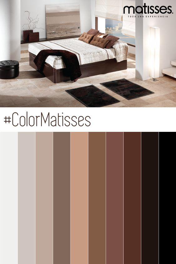Usa tips and colors on pinterest - Paleta de colores para paredes ...