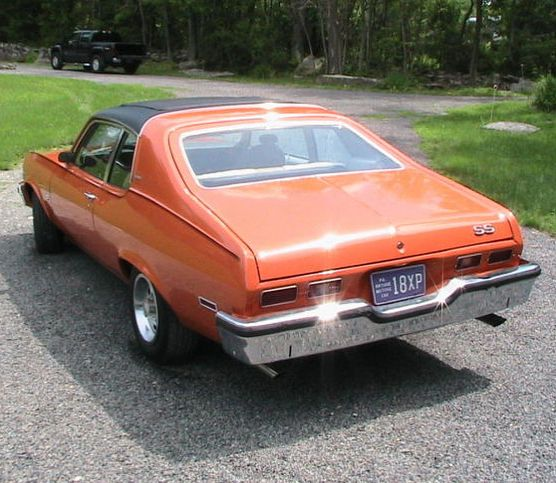 Pin Pa Chevrolet Nova