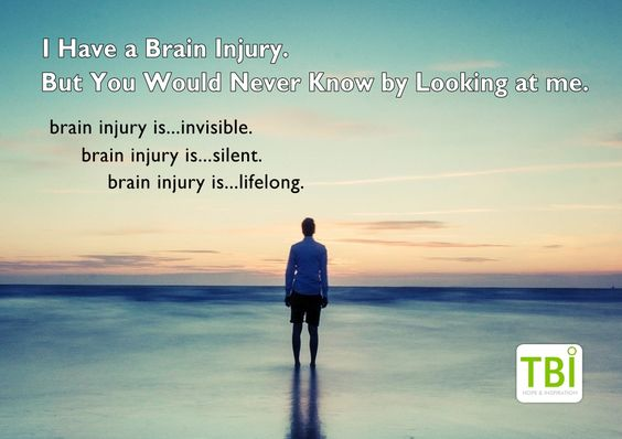 Traumatic Brain Injury Quotes: Brain Injury, Traumatic Brain Injury And Hope On Pinterest